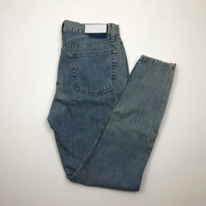 NWT Re/Done High Rise Skinny Jeans Levi's Wedgie
